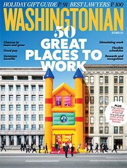 Did You See Us In Washingtonian Magazine